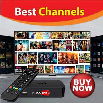 Boss IPTV : HD Desi Indian Channels, Android Smart TV Box Providers